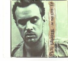 (FT644) Pete Lawrie, In The End - 2010 DJ CD