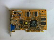 Carte Graphique AGP ASUS V7100 MAGIC/32M NVidia Geforce 2 MX200 32Mo