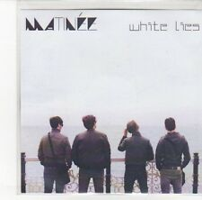 (DL289) Matinee, White Lies - 2013 DJ CD