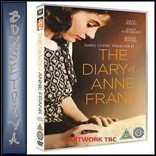 THE DIARY OF ANNE FRANK - Millie Perkins  ** BRAND NEW DVD***