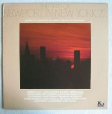 LP Various ‎– The Best Of Newport In New York '72 Volume 3 Curtis Mayfield Jazz