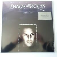 OST - Dances With Wolves - John Barry - Vinyl LP Europe 180g Audiophile SEALED