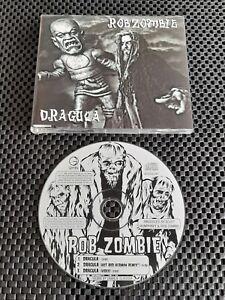 Rob Zombie - Dracula (2 tracks + video CD single 1998)