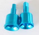 Aluminum Upgrade Part for HIMOTO 1/18 E18XB E18XBL E18DB E18DBL E18MT Car Blue