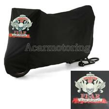 XXL Waterproof Motorcycle Cover For Harley Touring Road King Street Glide FLHX