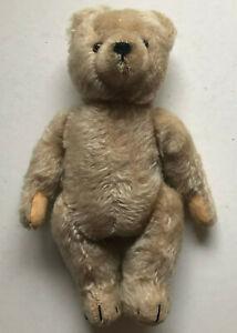 Teddy mit Charakter   - original 80er Jahre  - Höhe ca 28  cm