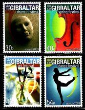 TEMA EUROPA 2003 GIBRALTAR EL CARTEL 4v.