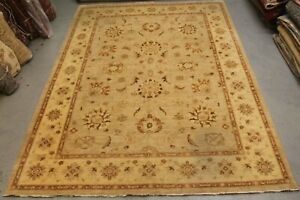 Handmade allover Afghan Zigler Carpet 375cm x 277cm