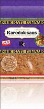KAREDOK SAUCE  400G  NO Added Sugar Ratu Culinair PACK OF 2