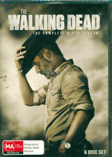 The Walking Dead: The Complete Ninth Season (DVD, 2019, 6-Discs)