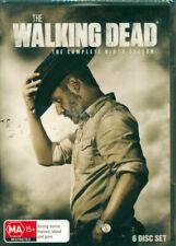 The Walking Dead: The Complete Ninth Season (DVD, 2019, 6-Discs)