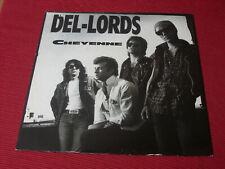 "The Del-Lords:  Cheyenne  12""   STUNNING NEAR MINT"