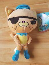 """Octonauts  Kwazii Plush Soft Stuffed Doll Toy 7"""" 17 cm tall"""