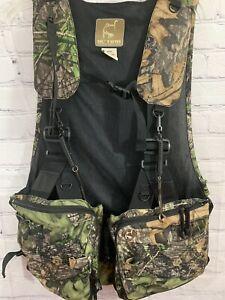 Ol' Tom Turkey Vest Mossy Oak Camo Hunting $128