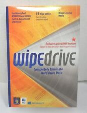 Wipedrive 6 Eliminate Hard Drive Data Software