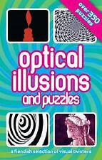 Optical Illusions and Puzzles by Parragon Books