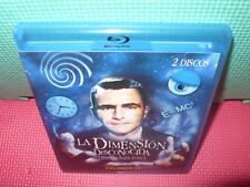 la dimension desconocida - volumen 12 - blu-ray - the twilight zone