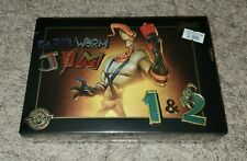 Earthworm Jim 1+2 25th Anniversary Edition SNES Classic Cartridge Pink *or* Cow