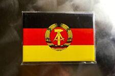DDR-Fahne Banner Staatsflagge 2,00 m x 1,20 m ORIGINAL NEU Zertifikat