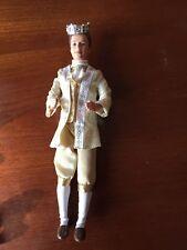 Bambola Barbie Ken Principe, con corona e Scarpe