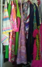 AMAZING LOT 5 50's 60s 70s VINTAGE  dresses TOPS AND MORE