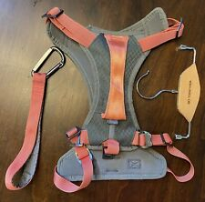 KURGO JOURNEY DOG HARNESS, CORAL - LARGE - Almost Brand New (Worn Once)