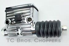 Rear Brake Master Cylinder For Sportsters (fits 87-03)
