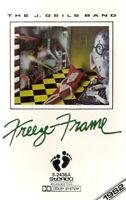 The J. Geils Band .. Freeze-Frame. Import Cassette Tape