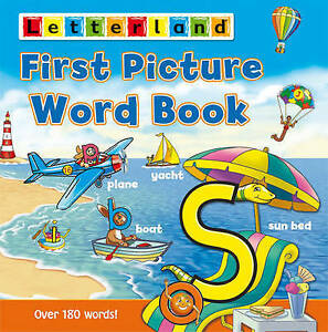 Letterland First Picture Word Book (Paperback, 2013)