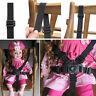 Baby-Kind-5-Punkt-Gurt Kinderwagen Hochstuhl Pram Buggy Auto sicher Gurt- B K6O5