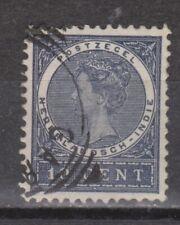 Nr 48 used Wilhelmina 1903 NETHERLANDS INDIES P/PIECE NEDERLANDS INDIE P/STUK