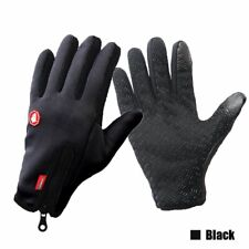Rigwarl Winter Touch Screen Cycling / Skiing Spotrs Gloves Black Size Small New!