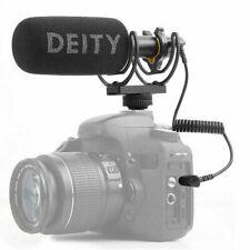 DEITY V-Mic D3 Broadcast Quality Shotgun Super Cardioid Microphone  Gain