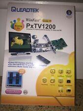 WinFast PxTV1200 TV Capture Card PCI Express