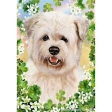 Clover House Flag - Wheaten Glen of Imaal Terrier 31215