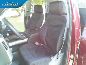 Coverking Ballistic Cordura Front Custom Seat Covers for Nissan Titan