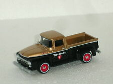 "GreenLight Motor World American Loose Firestone 1956 Ford F-100 ""Rubber Tires"""