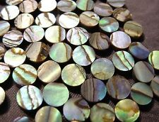 NINE ABALONE DOTS GUITAR FRET MARKERS