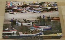MTB Puzzle Croxley - Sesimbra Setubal Area, Portugal Box 500 Pieces