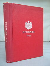 Denmark 1947 - Illustrated HB - Land & People, Agriculture etc