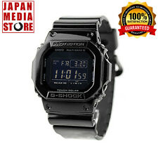CASIO G-SHOCK GW-M5610BB-1JF GLOSSY BLACK Series Atomic Watch JAPAN GW-M5610BB-1
