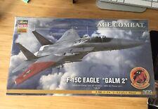 HASEGAWA SP331 1/72 Ace Combat F-15C Eagle Galm 2 AIRCRAFT MODEL KIT