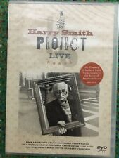 The Harry Smith Project Live DVD 2006 Elvis Costello Beck Earle Cave L. Reed NEW