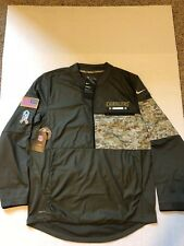 Nike XXL NFL Salute to Service  Hybrid 1/2 Zip Jacket Los Angeles  LA Chargers