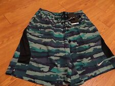 bnwt-Mens Nike Dry-Fit  running shorts-size small-camo-stay cool