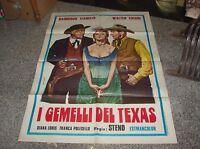 The Cufflinks Del Texas Manifesto 2F Original 1964