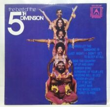 5th DIMENSION - vintage vinyl LP - The Best Of The 5th Dimension