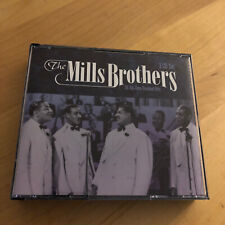 THE MILLS BROTHERS 36 All-Time Greatest Hits 3 CD BOX SET