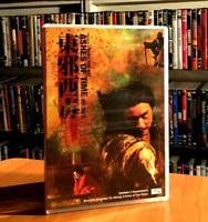 ASHES OF TIME REDUX (1994) RARO DVD COME NUOVO WONG KAR-WAI