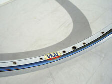 "NOS UKAI Racer Z-2 BMX Bike 20""x 1 1/8"" Mini Bicycle Rim Wheel Hoop Vtg Racing"